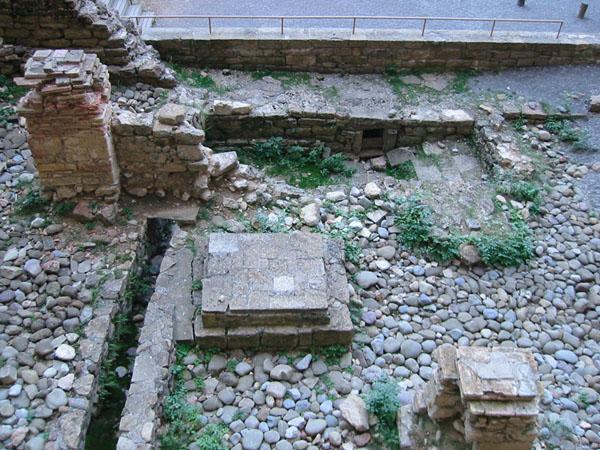 Restos arqueológicos