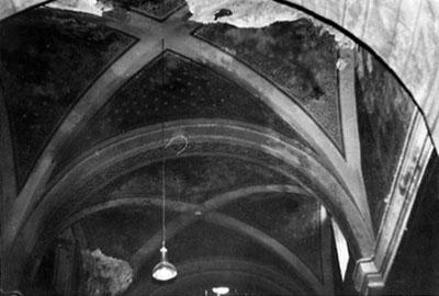 Capilla de Santa Orosia. Primer tramo. 1979