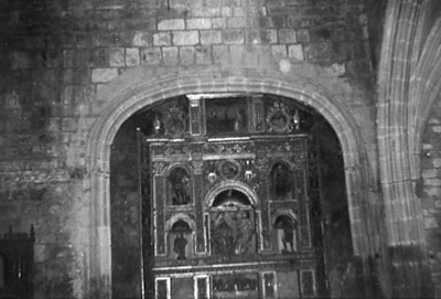 Capilla de la Anunciación. 1979