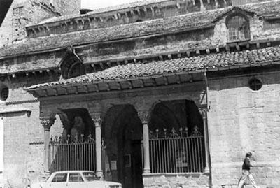 Atrio meridional. 1979