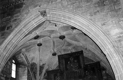 Capilla de Santa Ana. Bóveda. 1979
