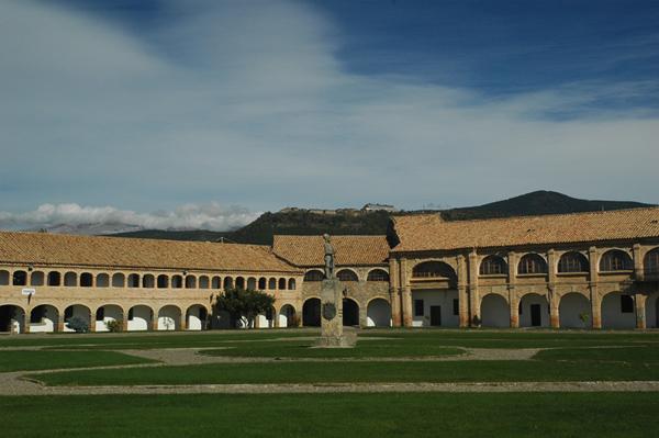 Patio. Vista general. 2006