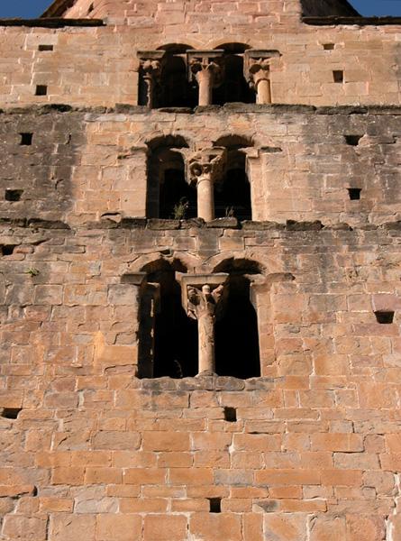 Torre. Ventanas