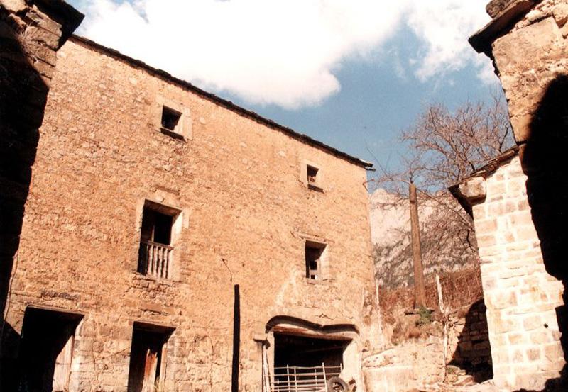 Patio. 2001