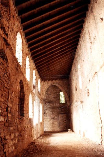 Interior del claustro. 2001