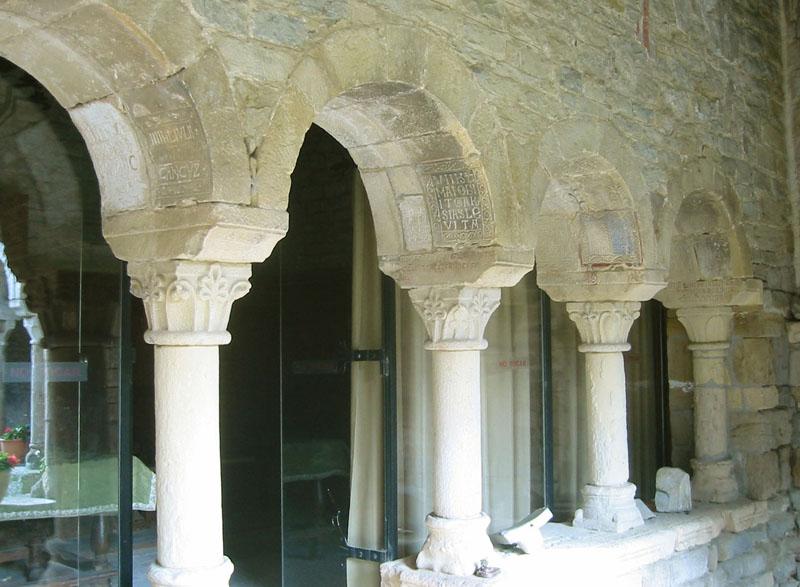 Exterior de la sala capitular