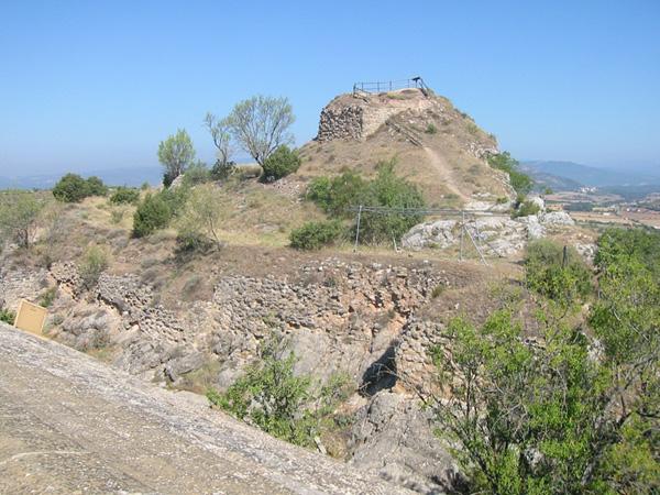 Entorno. Restos del castillo. 2001