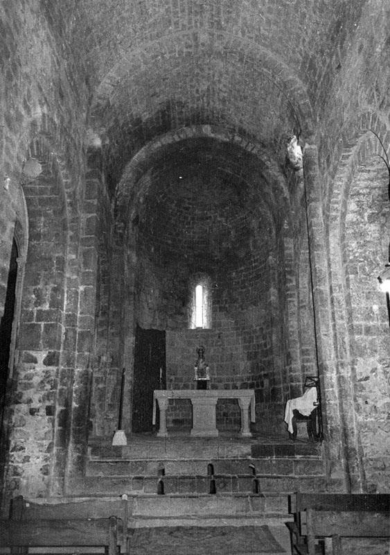 Cabecera. Interior. 1979