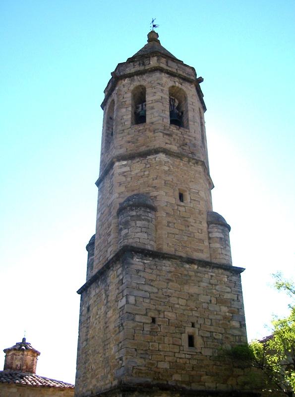 Torre y linterna