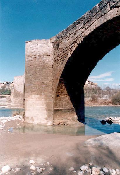 Vista desde la margen izquierda. 2001