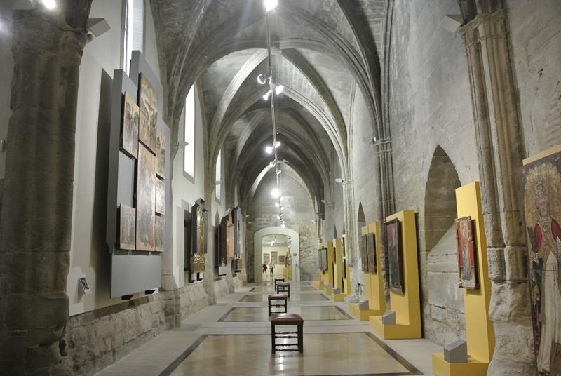 Claustro gótico