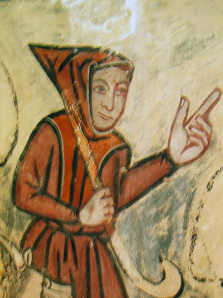 Pintura. Campesino. 2003