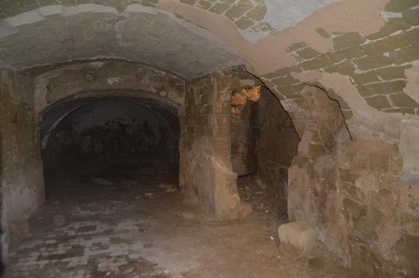 Cripta. Panteón Real.