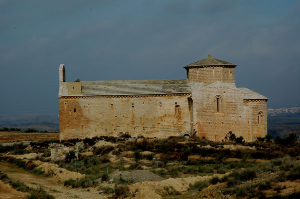 Vista meridional de Santa María