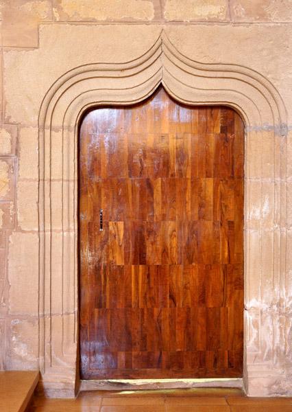 Puerta de la sacristía sur