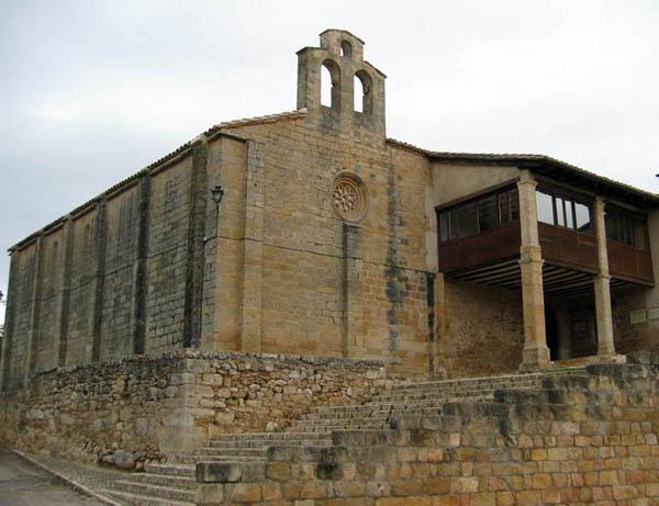 Ermita medieval. Exterior