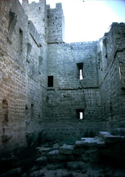 Salas de la crujía occidental
