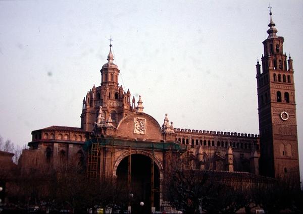 Catedral de Santa María de la Huerta