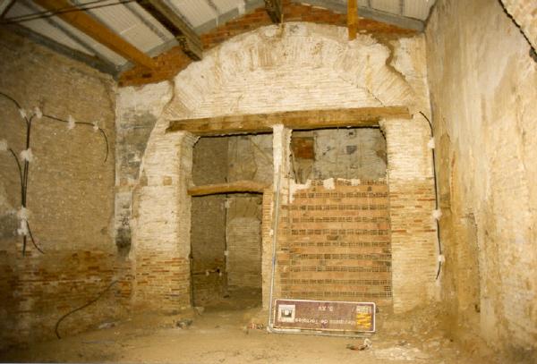 Vista interior detalle