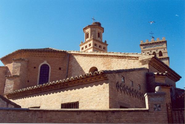 Vista exterior torres y cubiertas