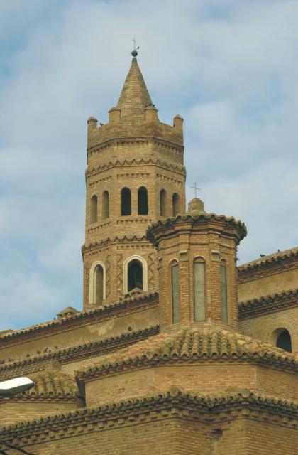 Cubiertas y torre