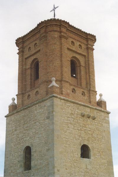 Cuerpos superiores torre