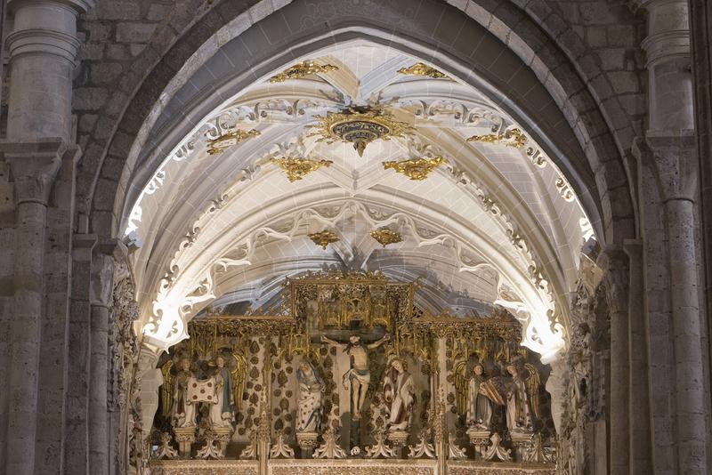 Ático retablo