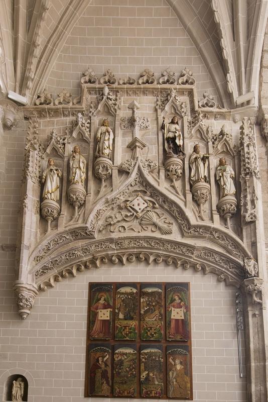 Tabla de los Reyes Católicos