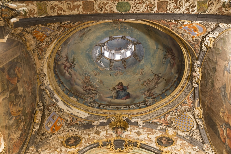 Cúpula capilla San José