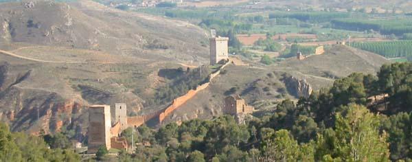 Vista recinto murado
