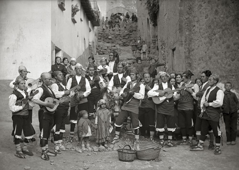 Nuevas grabaciones de música tradicional