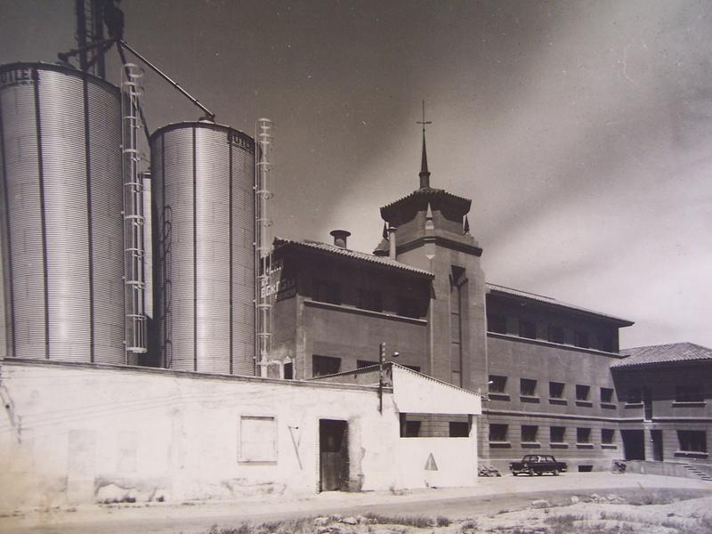 Patrimonio industrial de Aragón