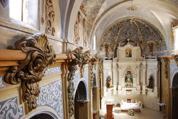 Patrimonio arquitectónico del Bajo Martín