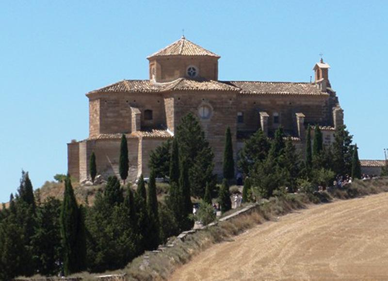 Fotografías de patrimonio arquitectónico. Los Monegros