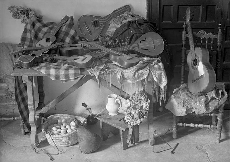 Música tradicional: Archivo Rafael Ayerbe