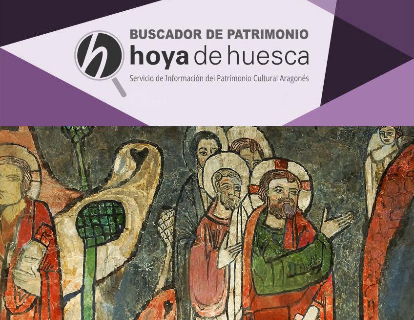Buscador de patrimonio SIPCA-Hoya de Huesca