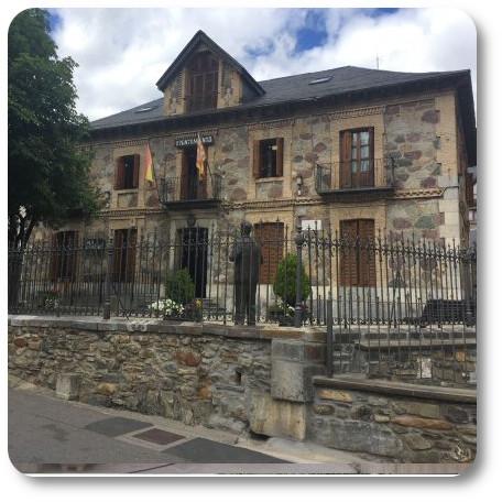 Ayuntamiento de Sallent de Gállego