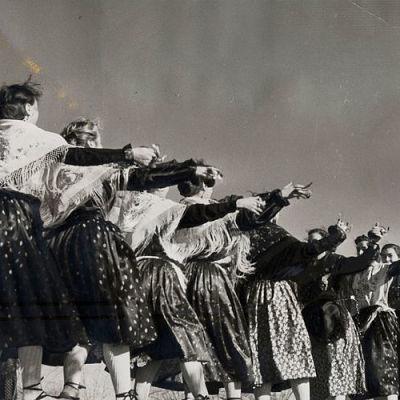 Delegación Provincial de la Sección Femenina de Huesca