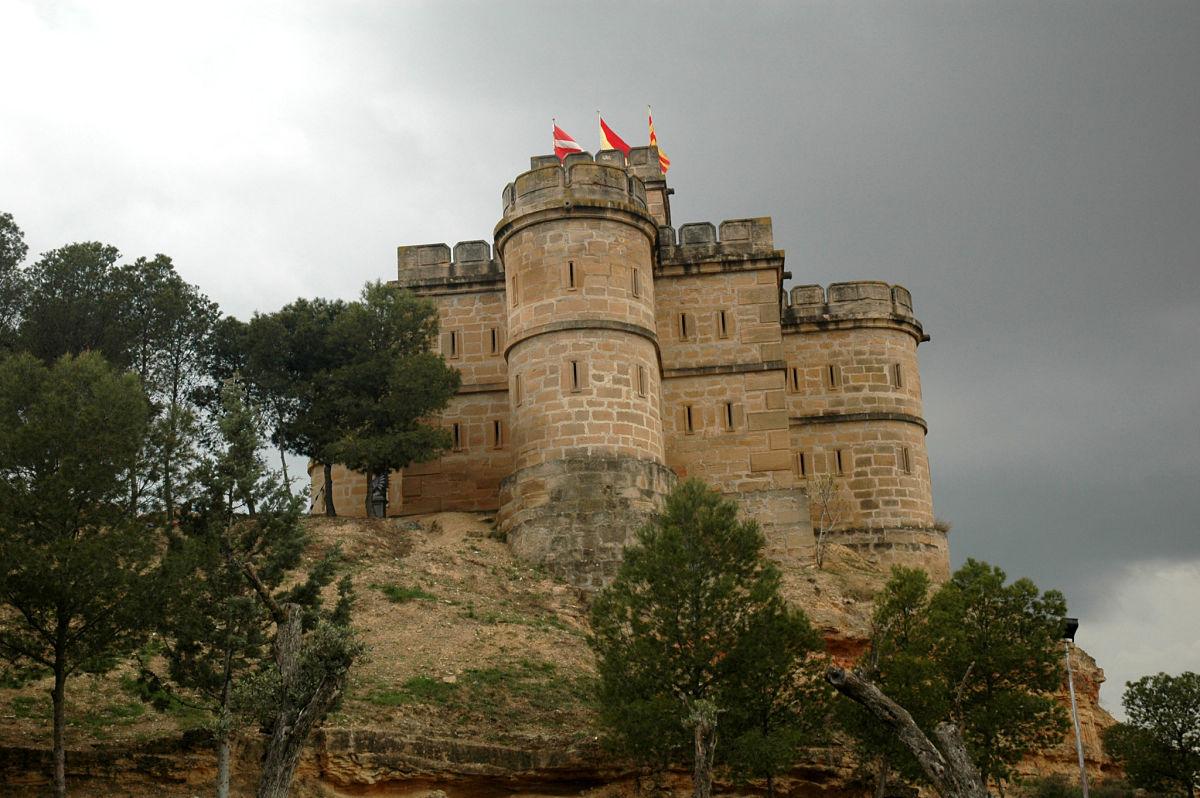 Fuerte de Salamanca en Caspe