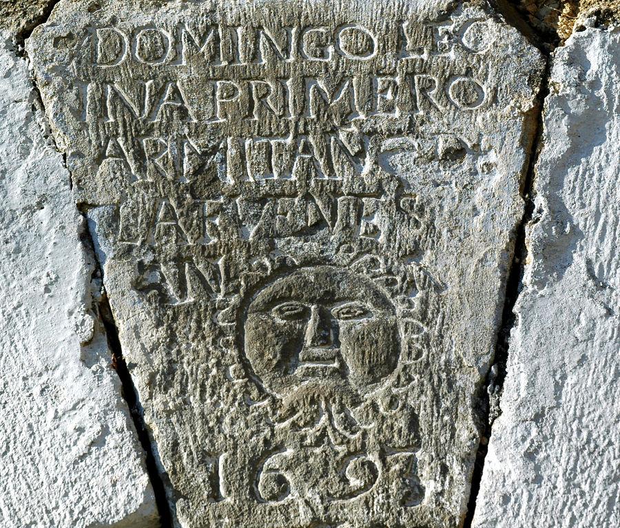 San Victorián y el arte popular: simbolismo solar en la ermita de la Fuensanta (Laspuña)