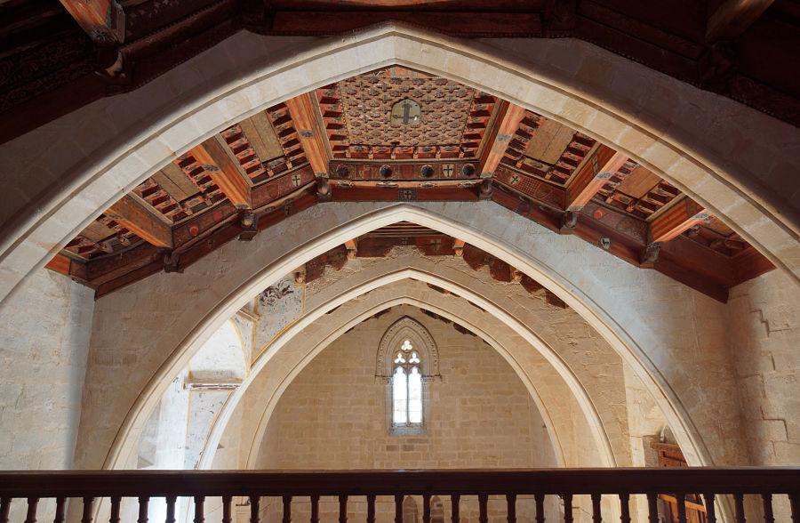 Gótico y mudéjar en el santuario de la Virgen de la Fuente de Peñarroya de Tastavins