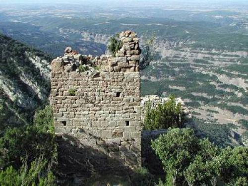 Castillo de los Santos, en Sevil