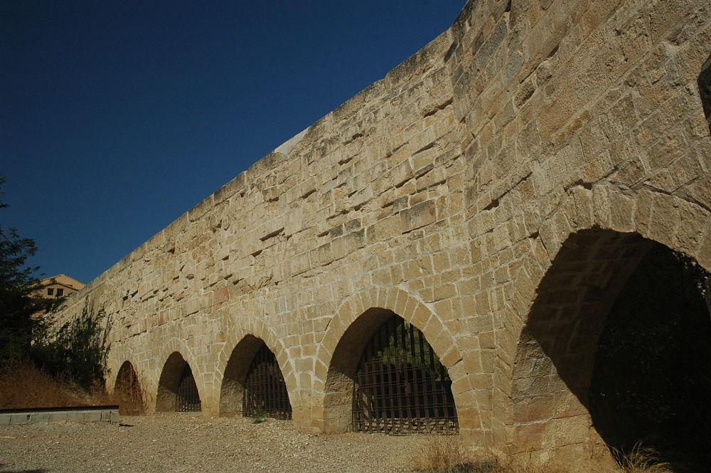 Acueducto gótico