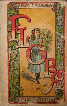 Libro de lectura para niñas. 1922. Museo Pedagógico de Aragón