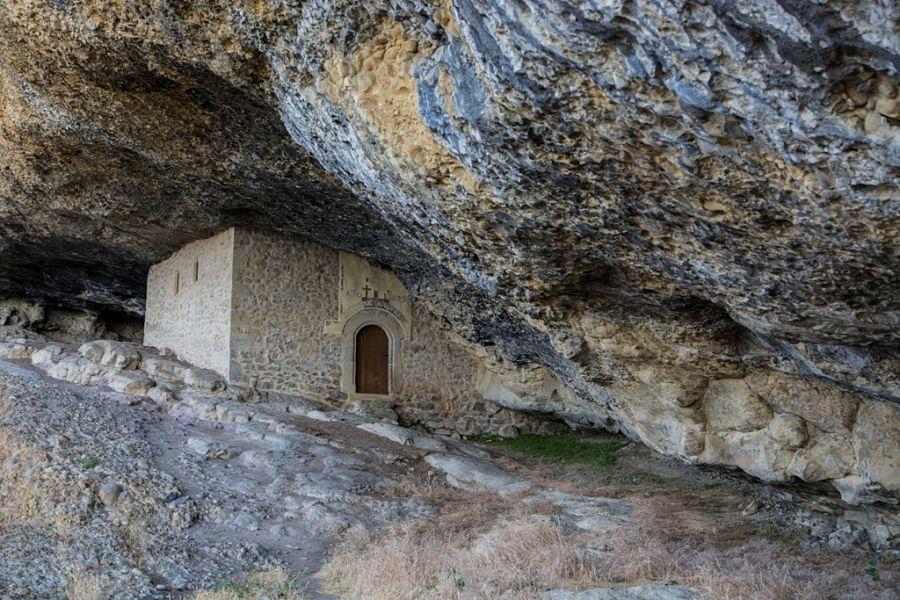 Ermita de Santa Bárbara en Yebra de Basa. Foto: Juan Carlos Gil Ballano