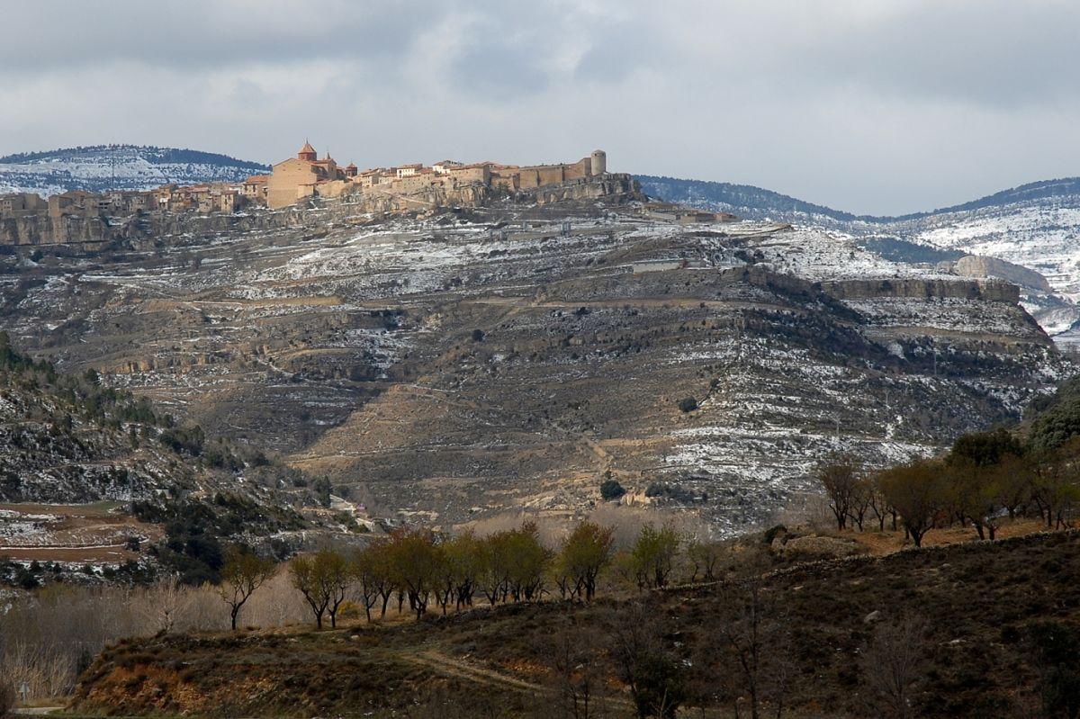 Cantavieja, capital del carlismo en el Maestrazgo. Archivo comarcal