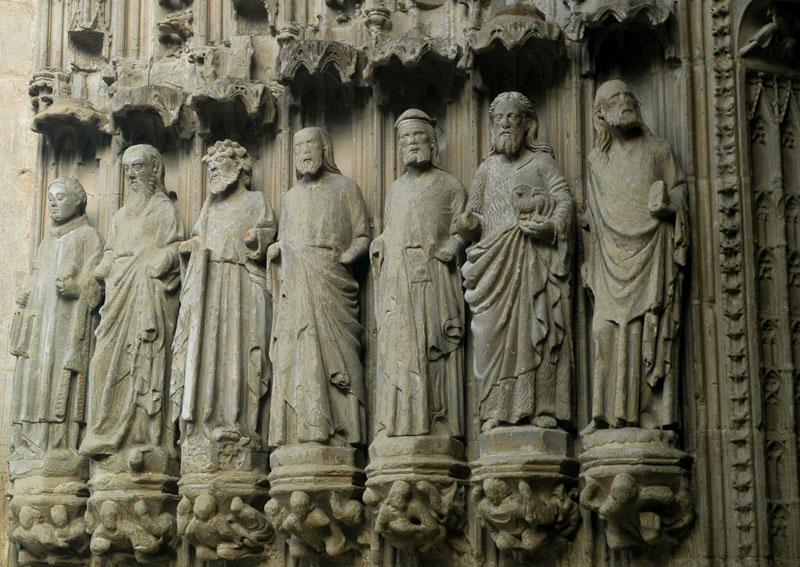 La catedral de Huesca, escenario anual del Tota Pulchra