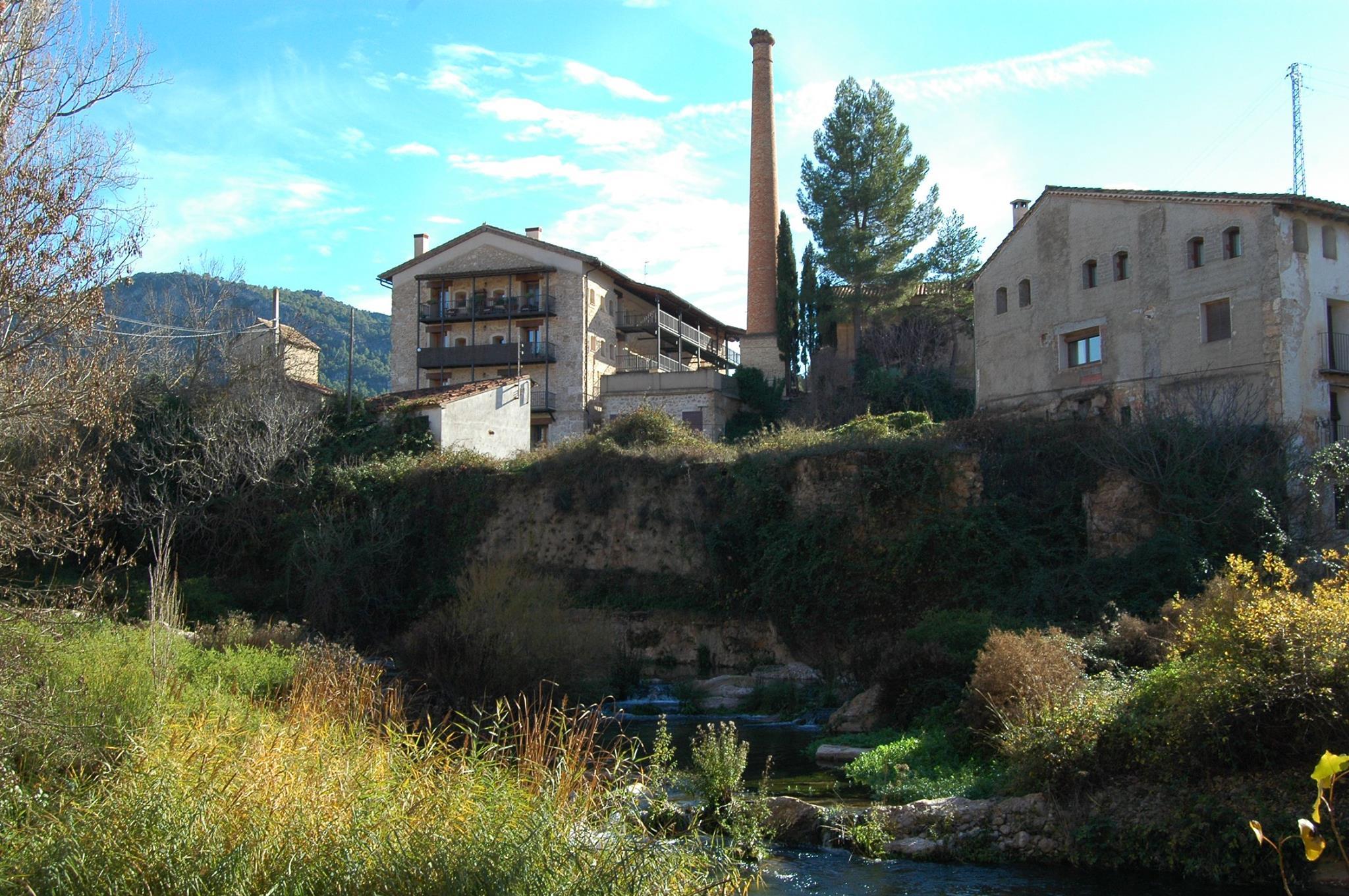 Conjunto de las fábricas Noguera