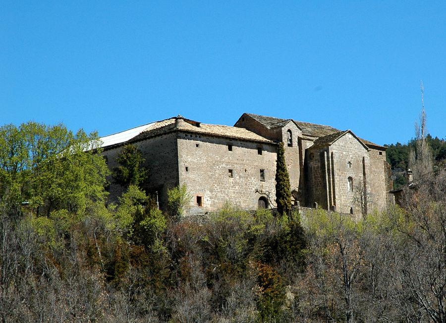 Santuario de Nocito: iglesia y hospedería