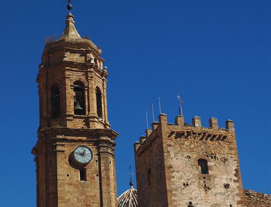 La torre de los Nublos, esconjuradero de La Iglesuela del Cid